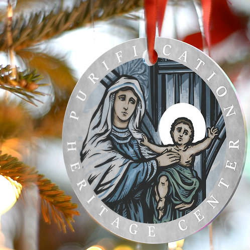 2020 Commemorative Christmas Ornament