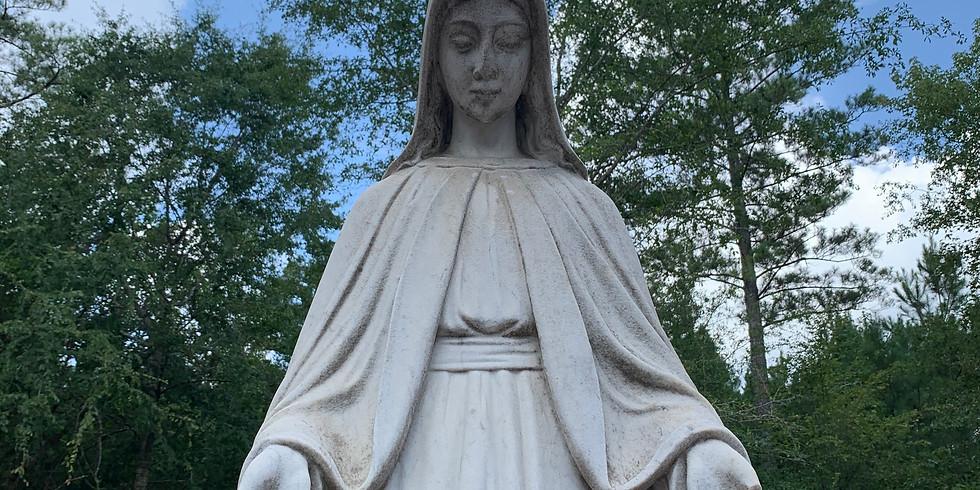 "Advent Retreat ""Mary, lead me to Jesus"""