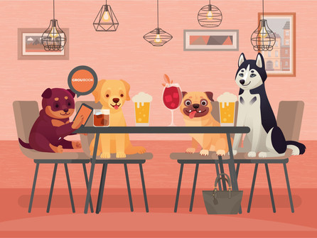 The Uk's most dog-friendly restaurants to try in 2021