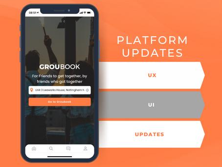 Enhanced User Experience & App Updates