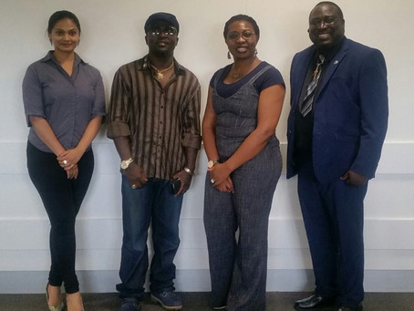 ACTap Executive Team's meeting with Dr Mimmie, Commissioner Victoria Multicultural Commission (VMC)