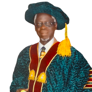 Rev. Prof. Provost. Titus Ade Martins PhD.