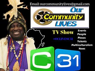 Our Community Lives TV Show