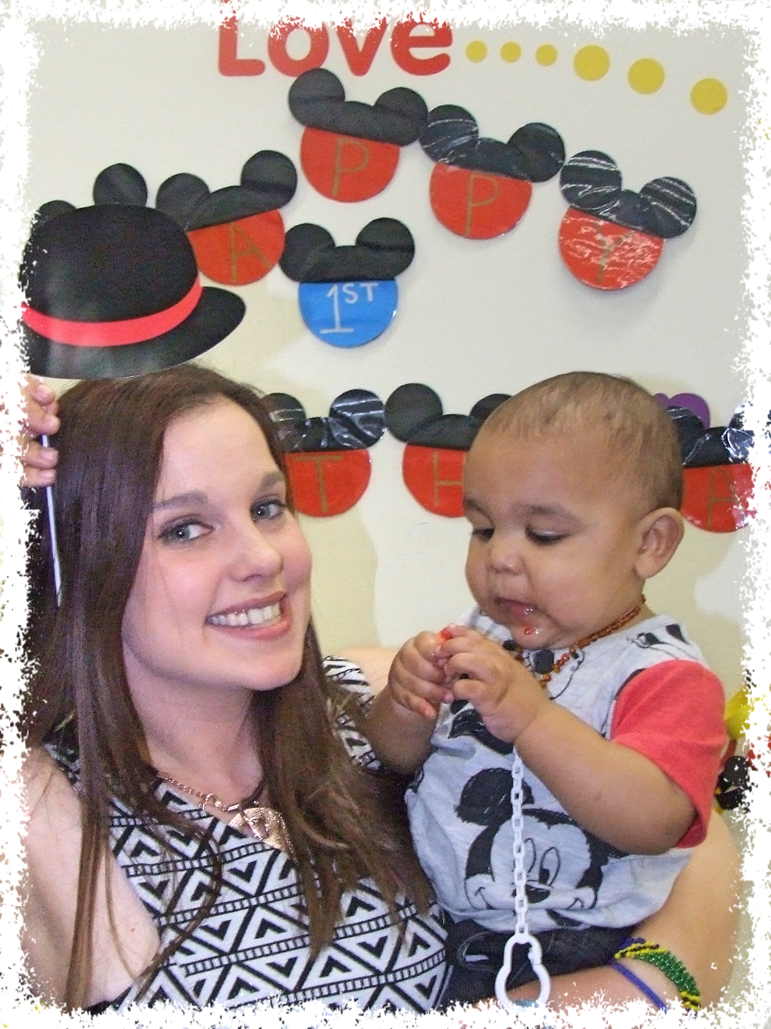 DMichael's 1st Birthday Party 19