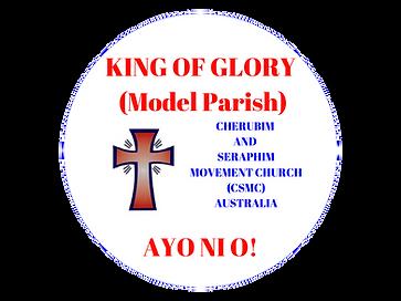 King of Glory (Model Parish) CSMC Austra