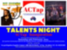 ACTap - Talents Night poster 1.png