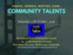 Australia Community Theatre and Talents