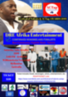 ACTap FesTal2019 Confirmed Talents - DRE