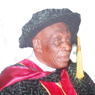 The Most Rev'd (Dr.) Prophet Samuel Adefila Abidoye, JP, BABA ALADURA. AYO NI O!