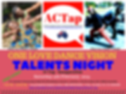 ACTap - Australia Community Theatre and