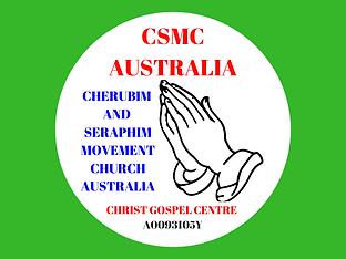 Christ Gospel Centre CSMC Australia logo