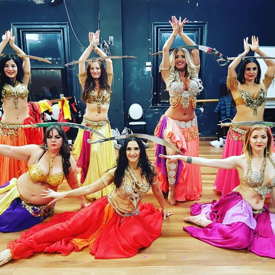 MELBOURNE BELLY DANCE