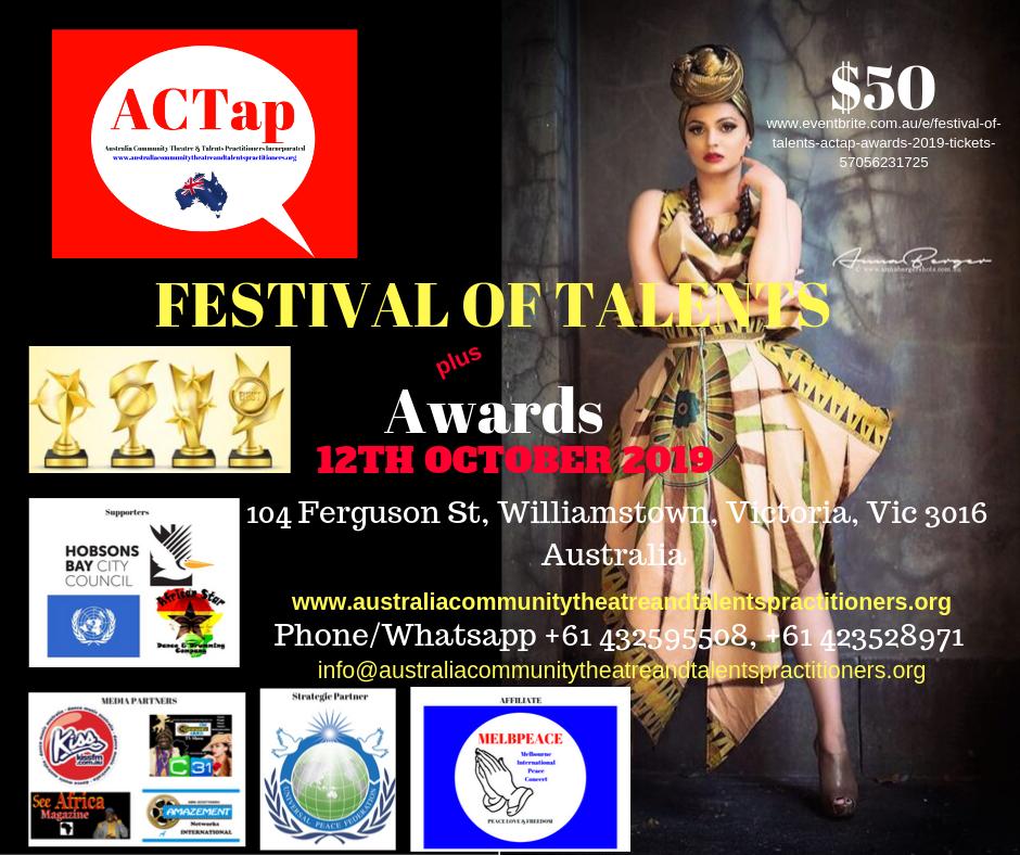 Festival of Talents & ACTap Awards 2019