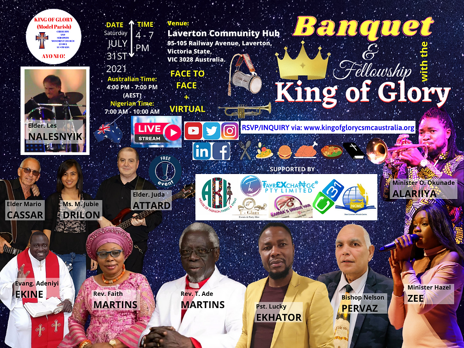 Official Media Flyer of Banquet With The King of Glory - Media July 31st 2021 V3.png