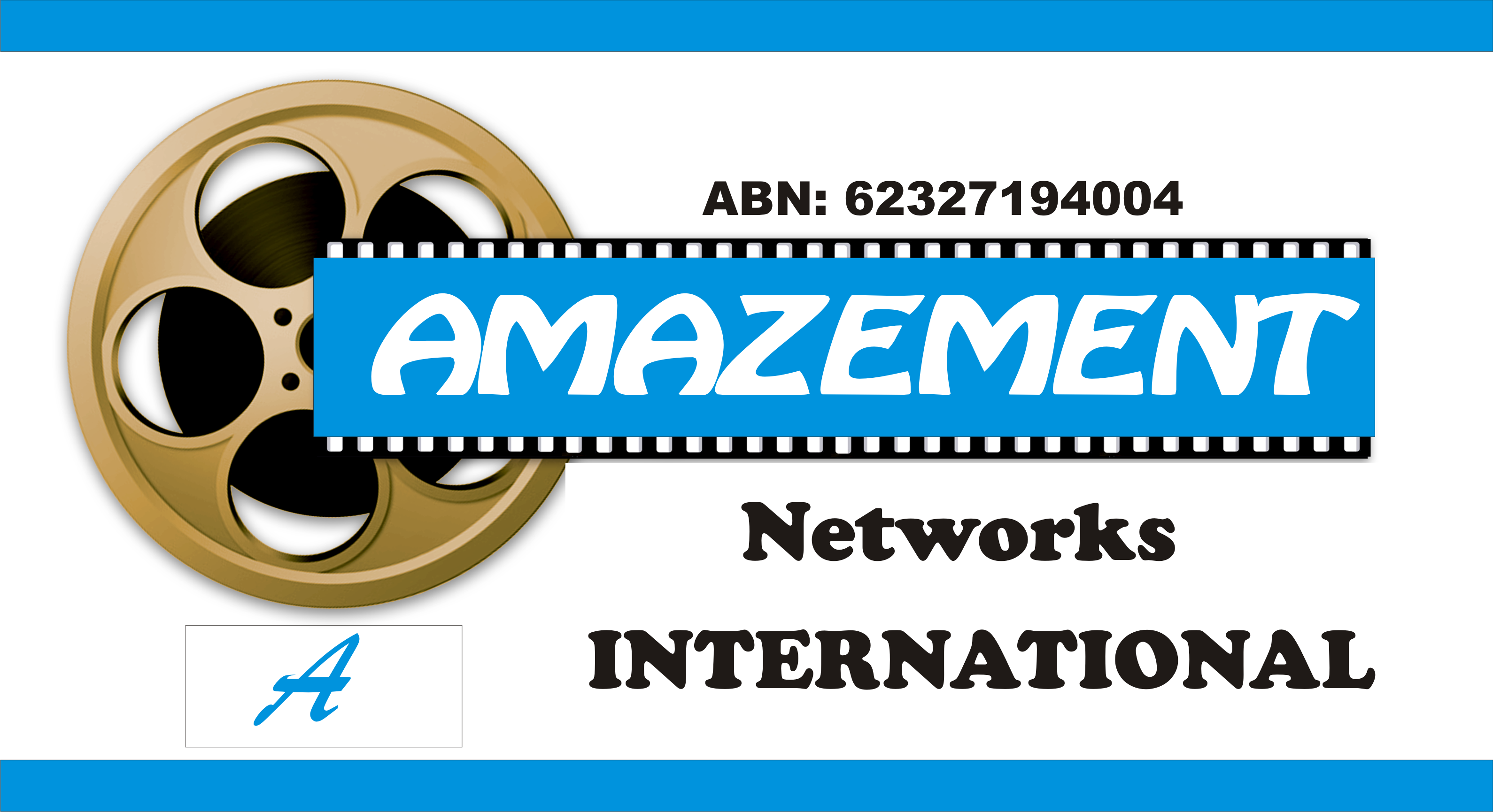 Amazement Networks International LOGO with ABN