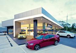 Lexus Southport
