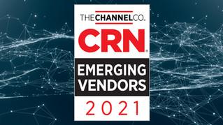 CRN® Recognizes Promethium on the 2021 Emerging Vendors List