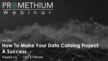 How To Make Your Data Catalog Project a Success