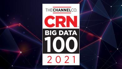 CRN® Recognizes Promethium on Its 2021 Big Data 100 List