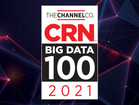 CRN® Recognizes Promethium on Its 2021 Big Data 100 List