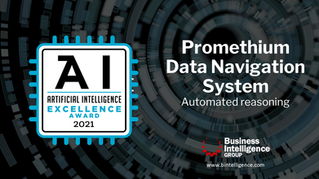 Promethium Named Winner in 2021 Artificial Intelligence Excellence Awards