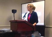 Presenting at Teach for America