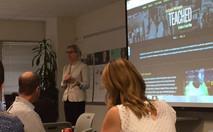 Presenting at Saybrook University.jpg