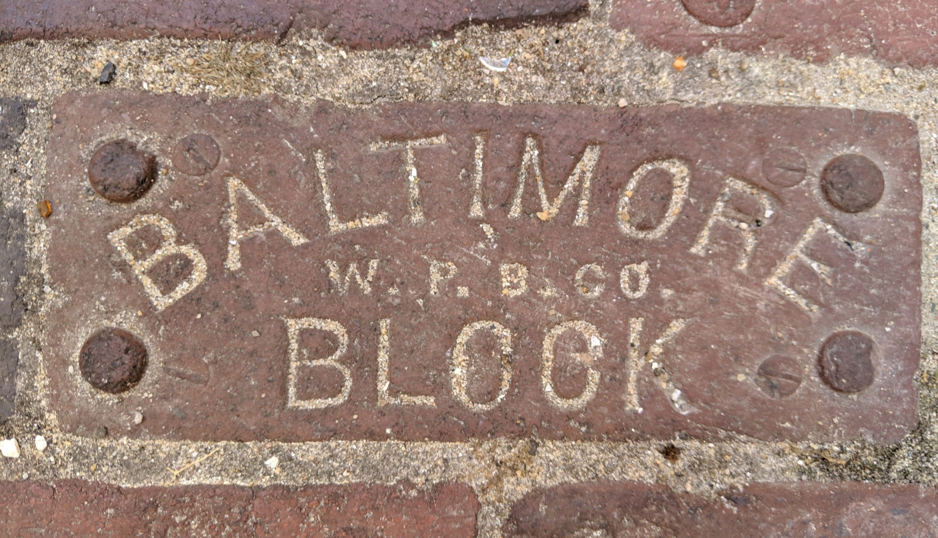 Baltimore Brick