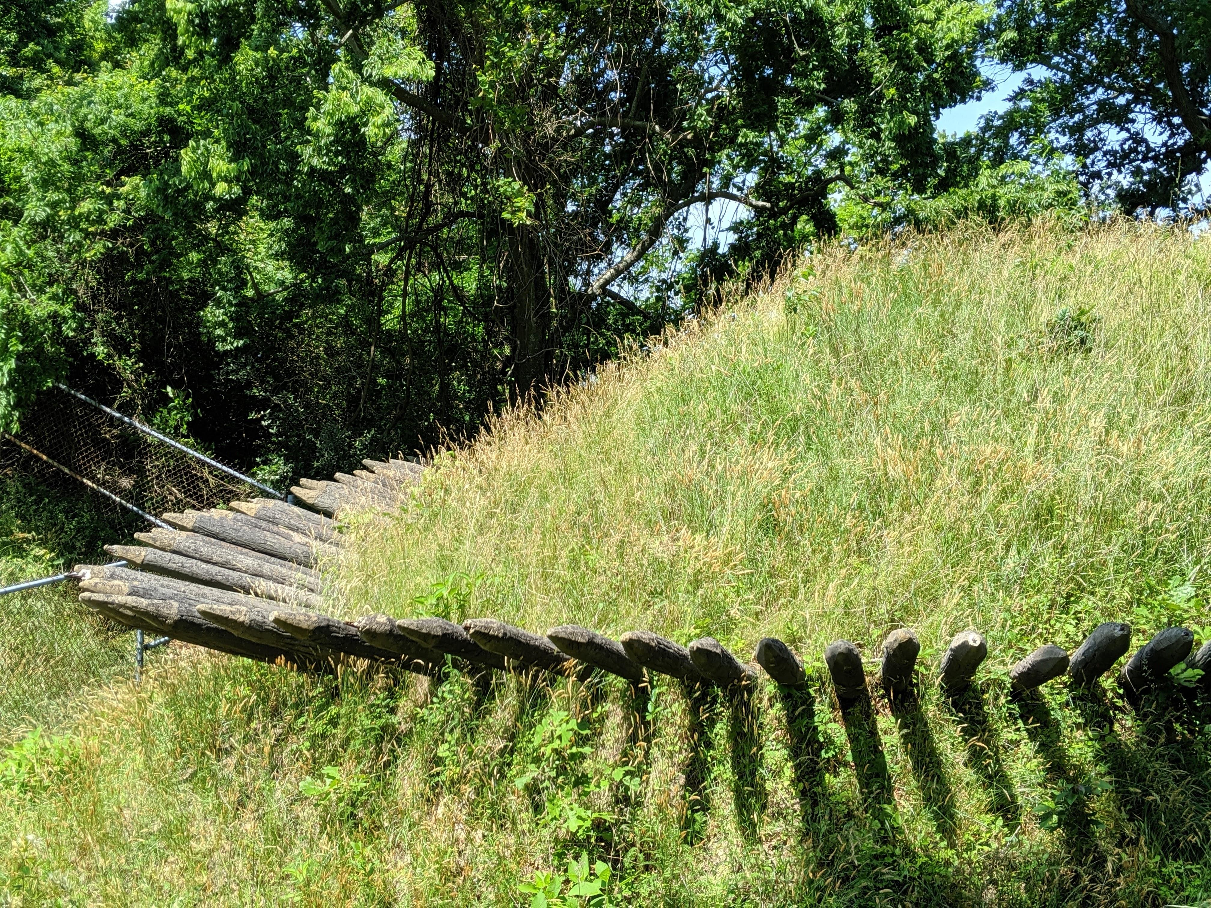 Yorktown Battlefield, Redoubt 10