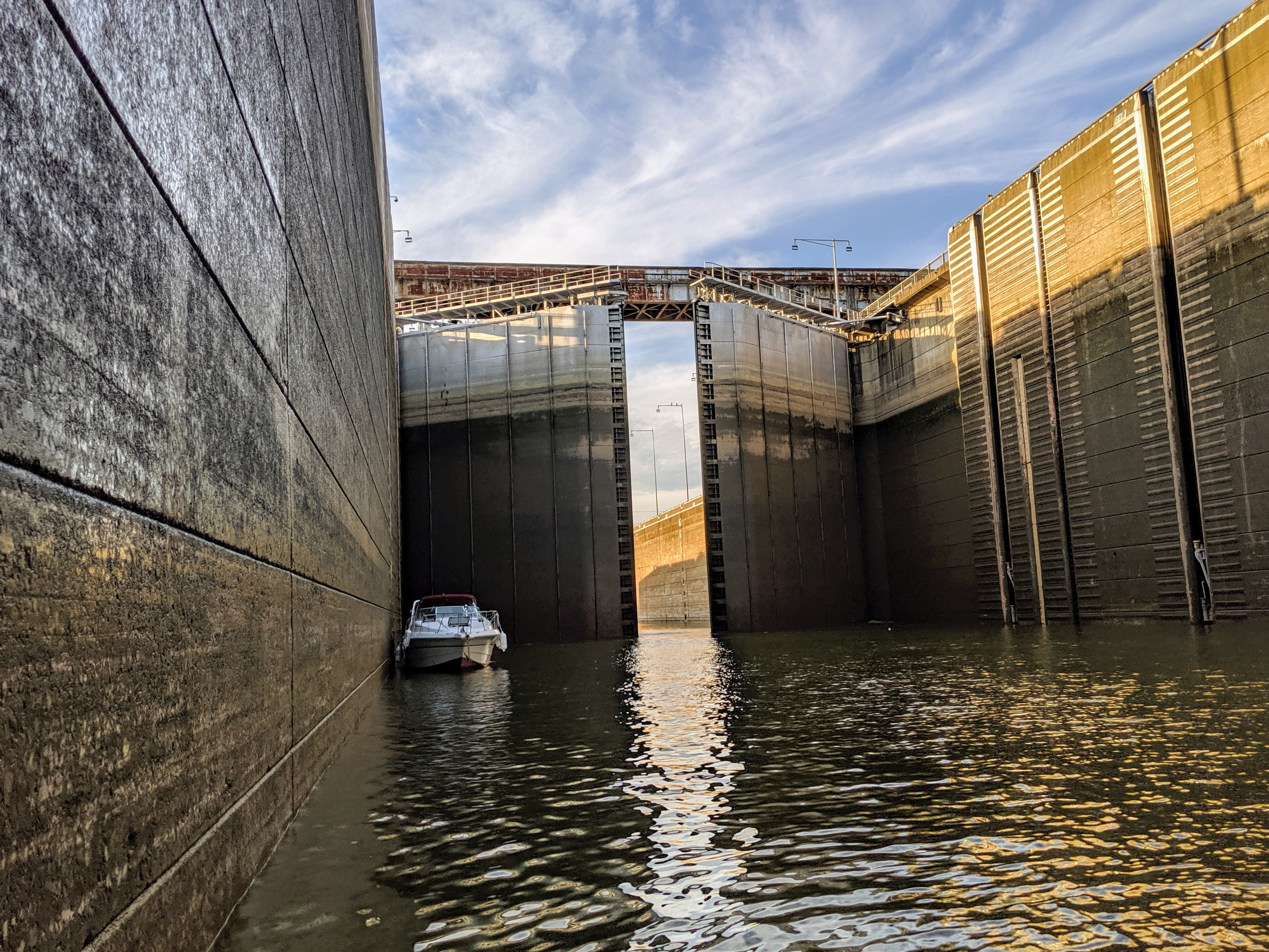 Barkley Lock & Dam