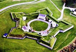Fort Ontario, Oswego, NY.