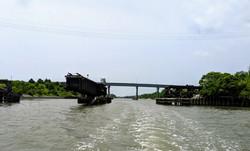Cape May Canal RR Bridge