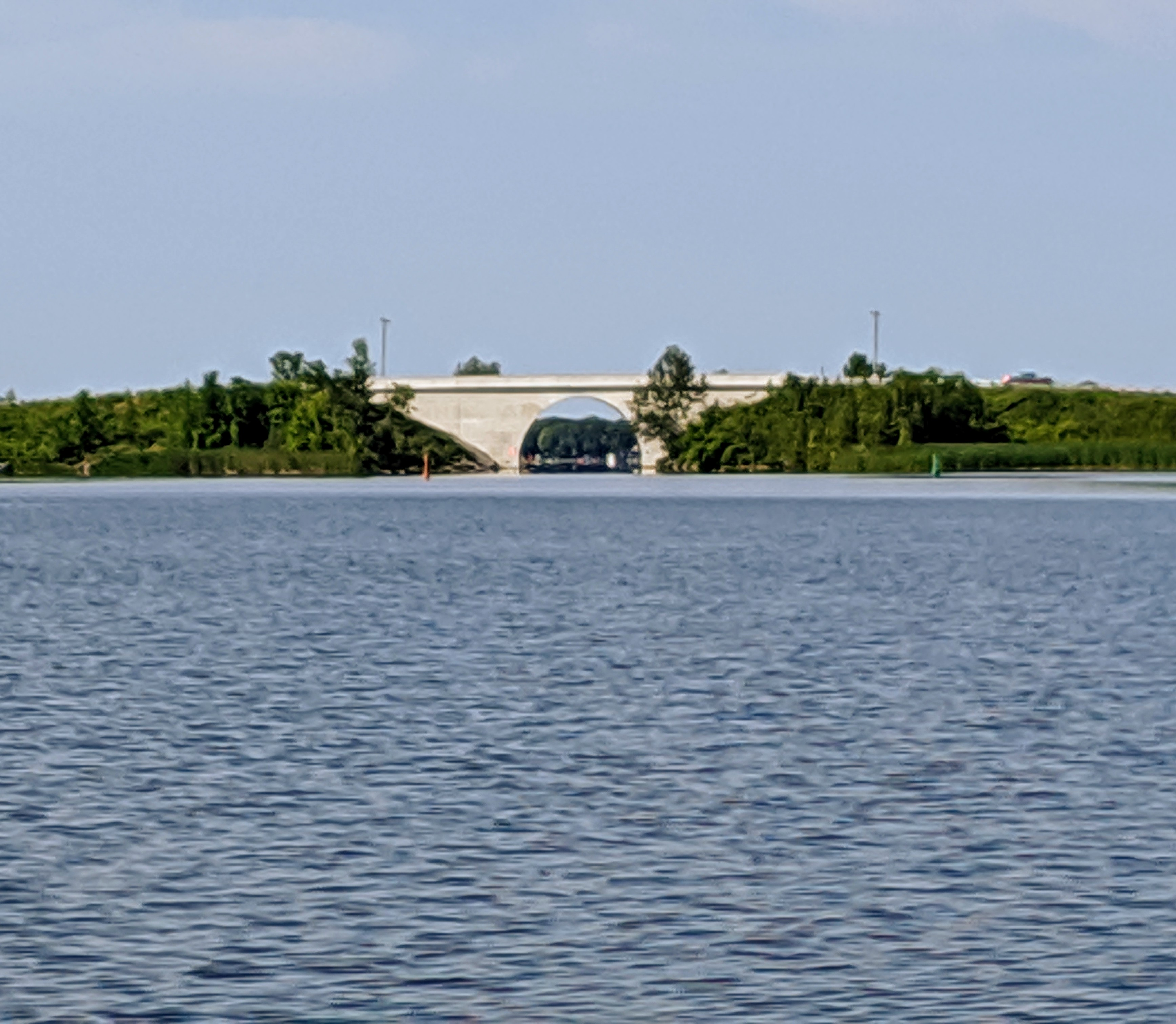 Canal Lake High Arch Bridge