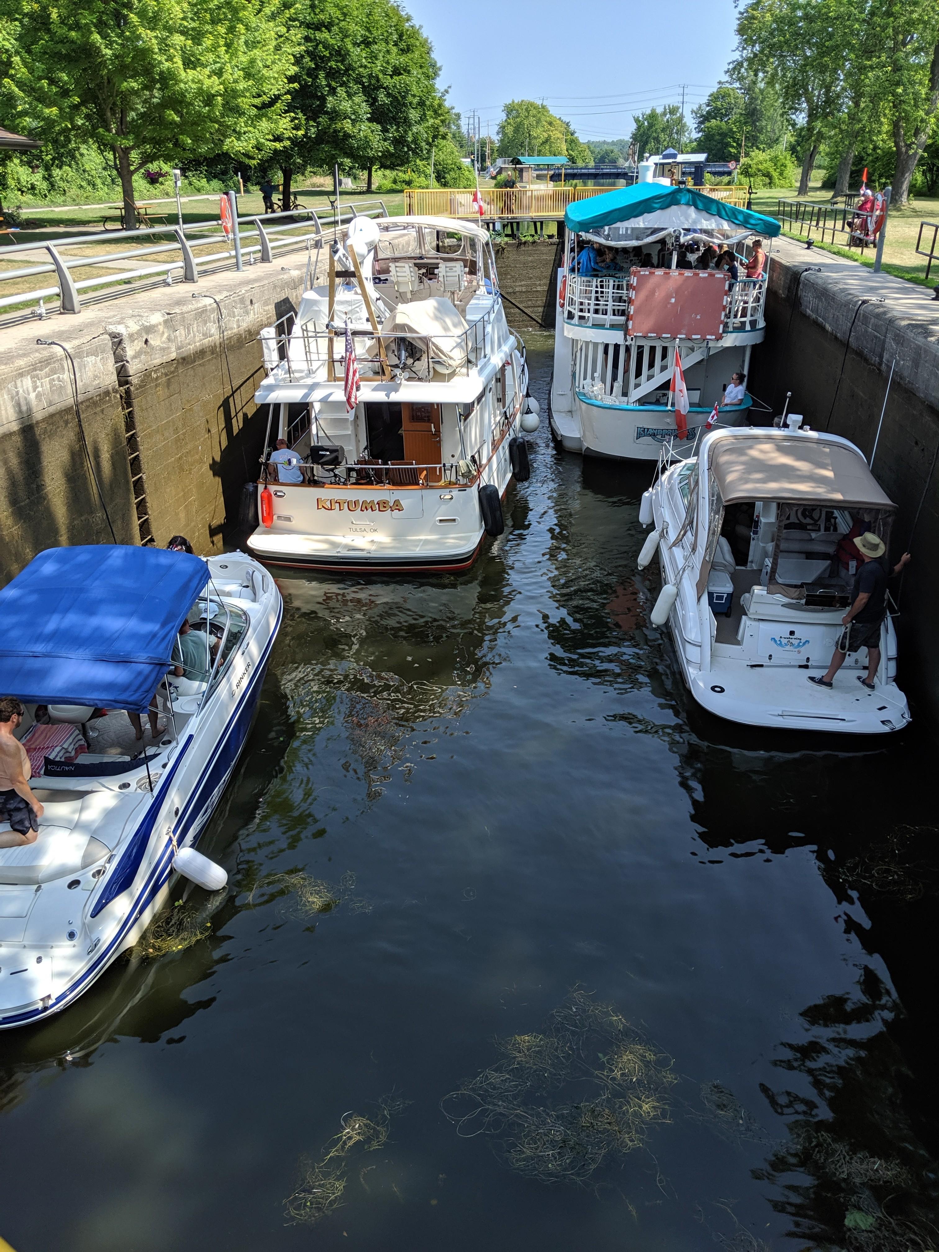 Ashburnham Lock 20