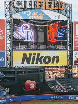 Rockies vs. Mets