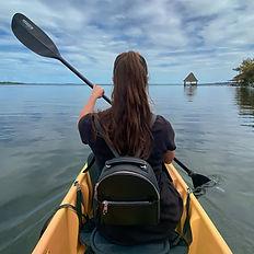 Kayak at Dolphin Blue Paradise