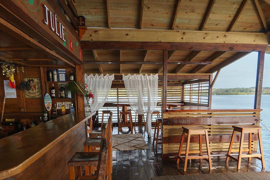 Julie's Restaurant at Dolphin Blue Paradise
