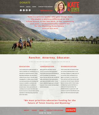 Kate Mead Website