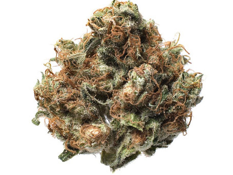 Strain Spotlight: Golden Strawberry