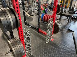 Ashland Warehouse Gym