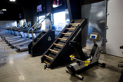 Jacobs Ladder and Stairmaster