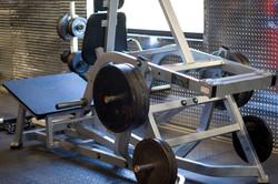 Hammer Strength V-Squat