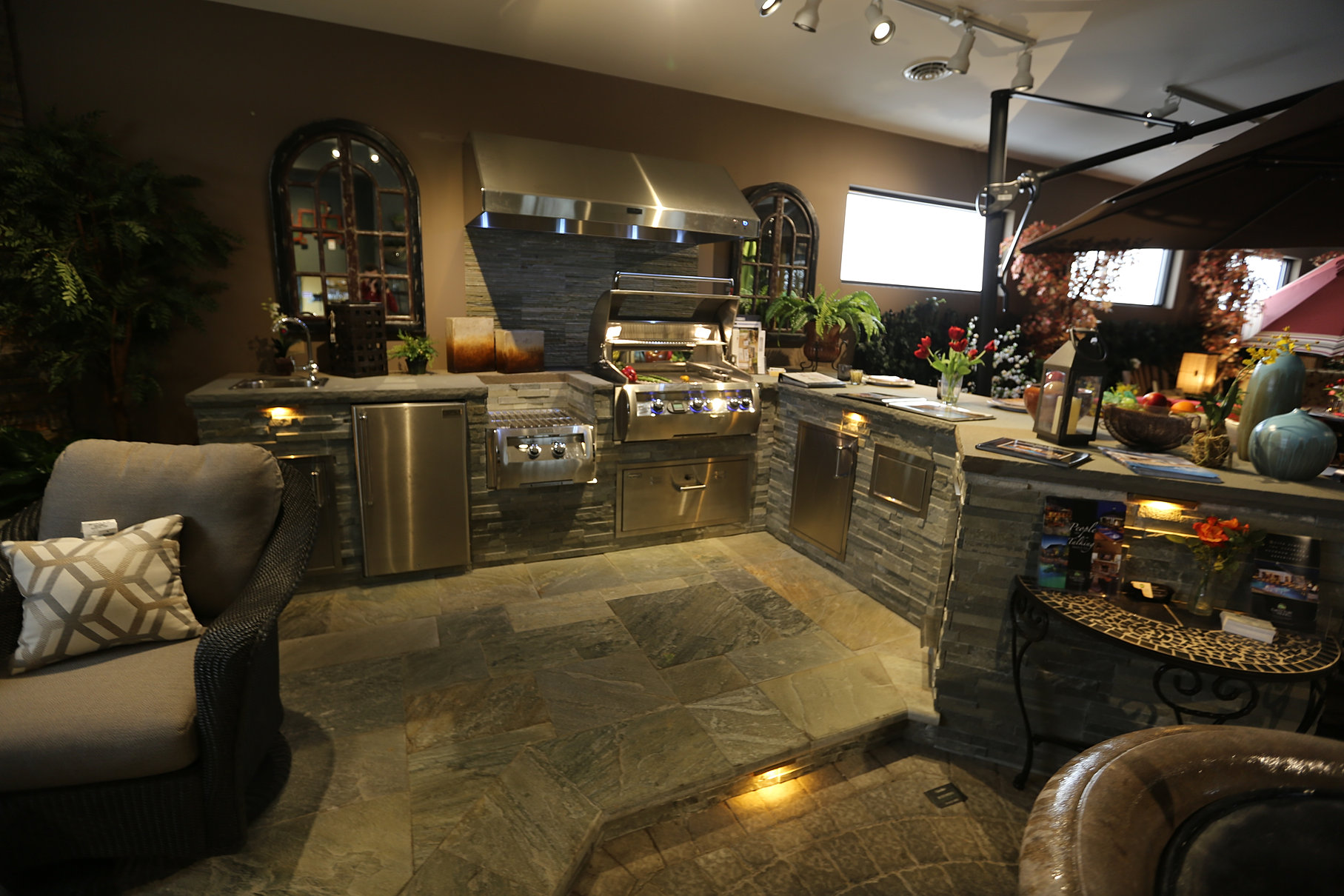 Bowman S Stove Amp Patio Tour Our Showroom