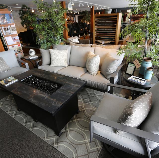Castelle Trento Modern Sofa Set