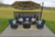 Hanamint Sundance Crescent Sofa Set.jpg