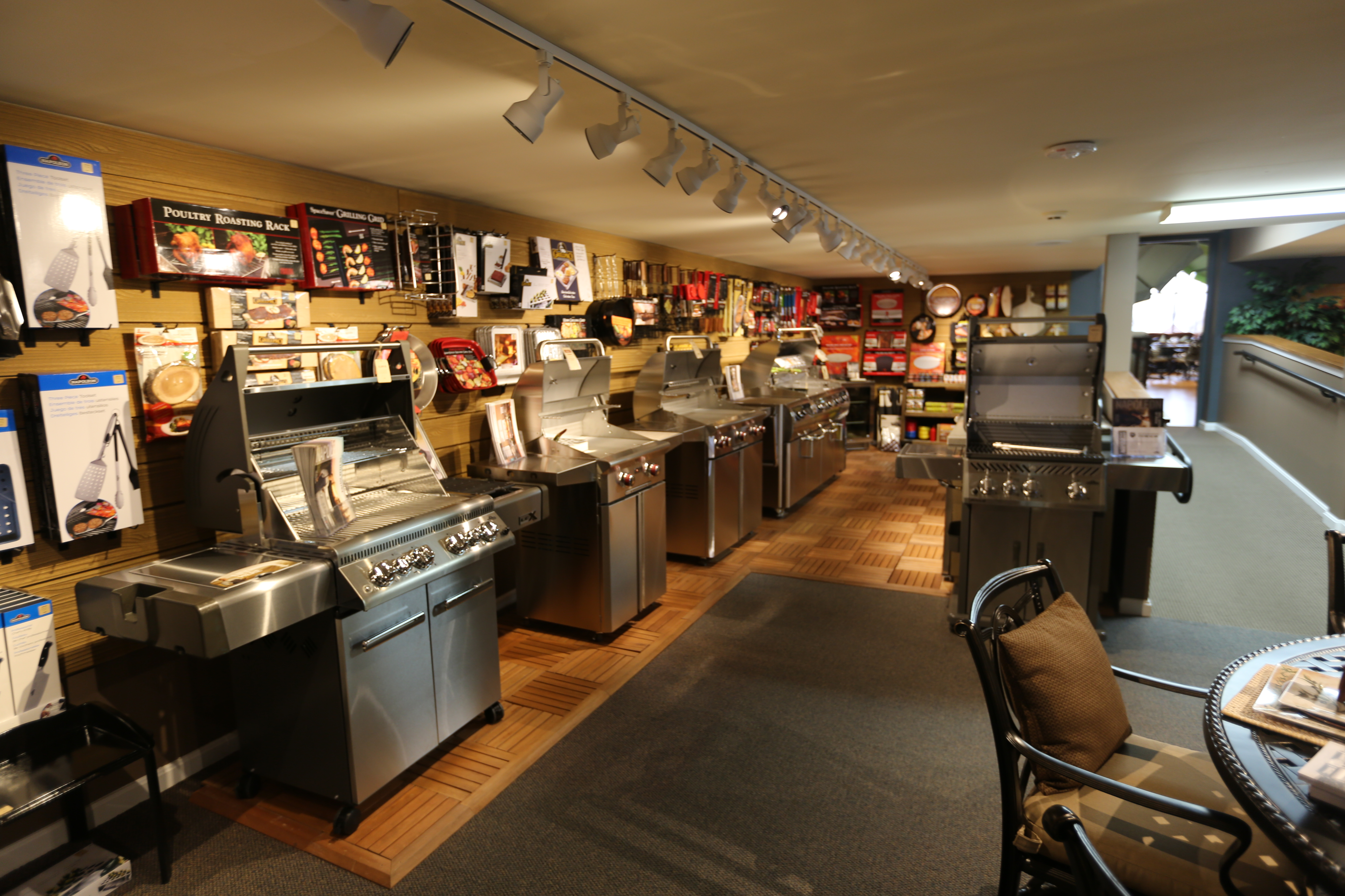 Bowman's Stove and Patio Showroom - 30