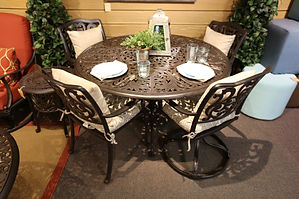 Barrington 5-Piece Dining Set