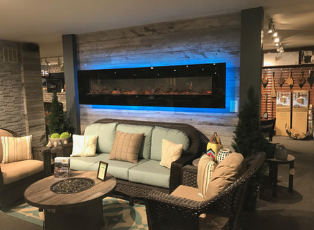 New Electric Fireplaces