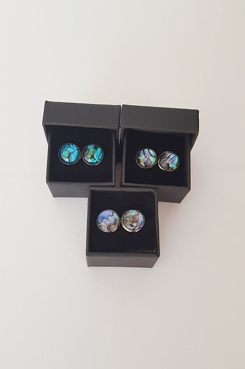Wholesale - Paua Shell Cufflinks