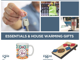 ESSENTIALS & HOUSE WARMING GIFTS